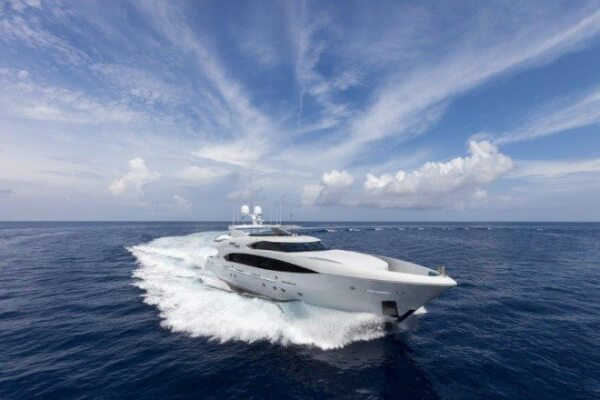 Trinity Yachts, FINISH LINE, Hull T-058