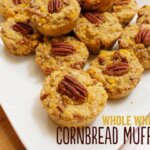 Whole Wheat Cornbread Muffin Recipe