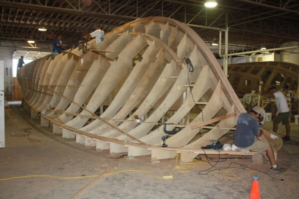 84' Blank Check & 64' Builder's Choice underway for repeat owners
