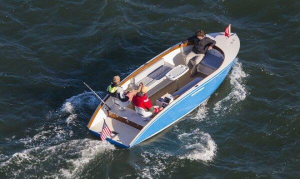 eCraft yachts in Newport RI