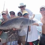 South Carolina angler Cantey Smith reeled in a 48.5-pound gag grouper, giving him a share of the South Carolina state record