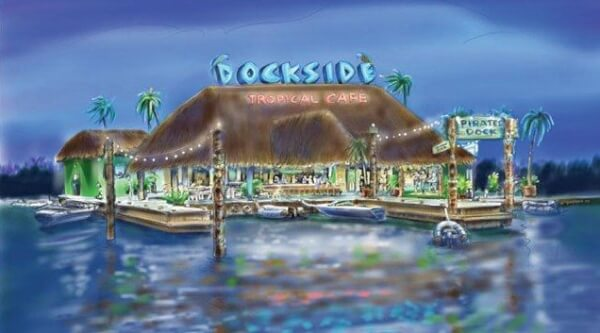 Eric is positioning the new Dockside Tropical Cafe as the local music hotspot featuring local, regional, and international singers and songwriters.