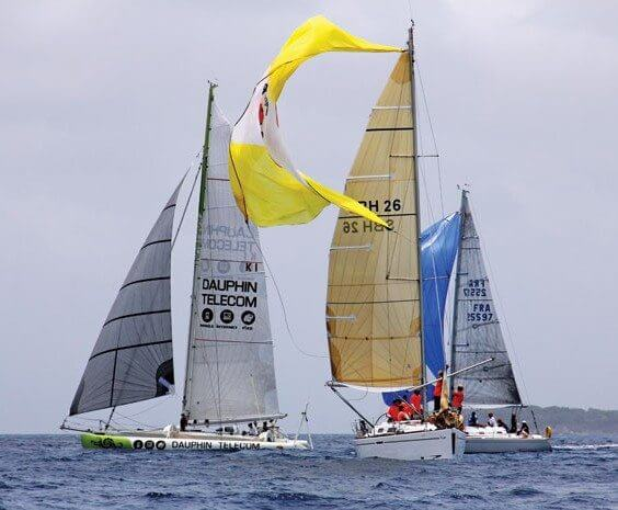 Without careful planning some regattas will be left blowing in the wind. Photo: OceanMedia
