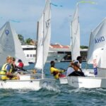 Caribbean Dinghy Championships Chart a New Course