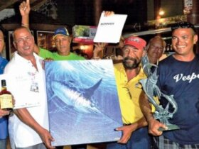 Team Vesper - Winner of the St. Lucia International Billfish Tournament