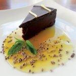 Grenadian Chocolate Sin Cake, Recipe fromAngela Smith, Caribbean Dream