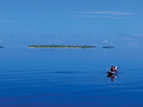 Outer San Blas Islands. Photo by Birgit Hackl