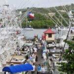 The docks at IYG's American Yacht Harbor. Credit: Dean Barnes