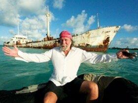 Kiribati wreck