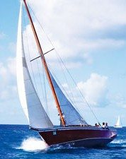 Savvy – winner of Cruising Class