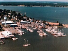 Oxford Boatyard