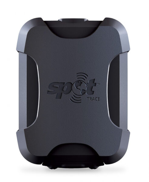 The small Spot Trace can be easily mounted in a desecrate location and will activate satellite tracking if it detects movement.