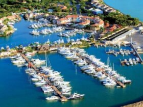Marina Casa de Campo. Photo courtesy of Casa De Campo International Blue Marlin Classic