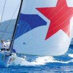Melges one-design regattas are growing in popularity. Photo: Joy Dunigan