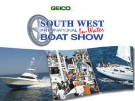South West International Boat Show Logo