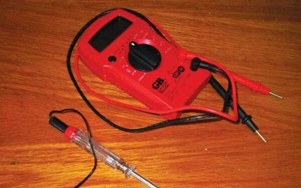 When it comes to troubleshooting 12 volt electric problems, this is $25 well spent. Photo: OceanMedia