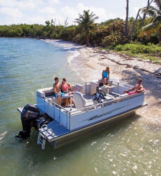 Courtesy of Island Boats
