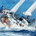 Marama – winner of the Antigua Superyacht Challenge. Photography by Ted Martin: photofantasy.zenfolio.com