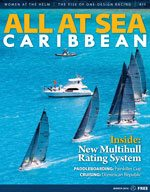 All At Sea - The Caribbean's Waterfront Magazine - March 2014