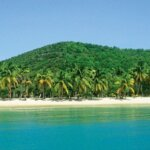 10. Salt Whistle Bay, SVG: An attractive beach, waving palm trees and amazing sunrises