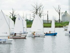 Photo courtesy of South Carolina Maritime Youth Sailing Program