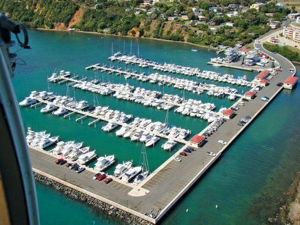 Sunbay Marina at Fajardo. Photo courtesy of Carlos G. Lee / Majaderos.com