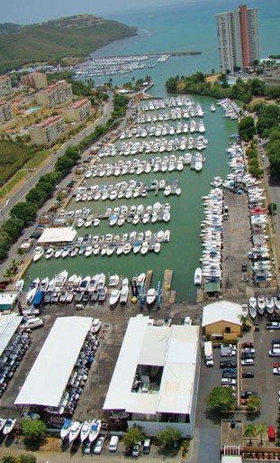 Villa Marina Yacht Harbor. Photo courtesy of Carlos G. Lee / Majaderos.com