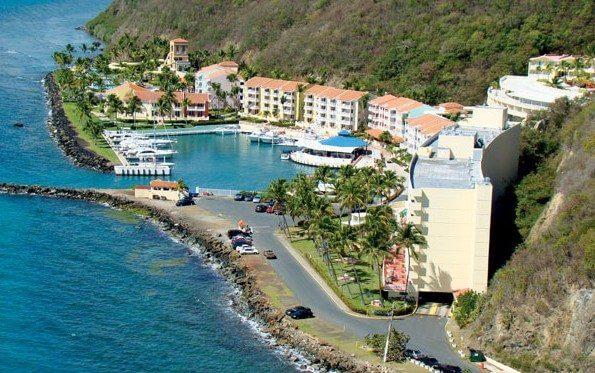 El Conquistador Hotel & Resort Marina. Photo courtesy of Carlos G. Lee / Majaderos.com