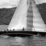 Sparkman & Stephens designed RUNNING TIDE by Royal Huisman