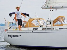 Sojourner at DelMarVa Rally start. Photo by Dan Phelps, SpinSheet Magazine