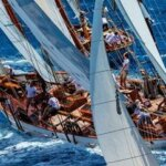Classics try their hand at match racing! © Onne Van Der Wal/Panerai