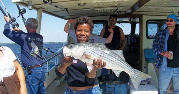 Courtesy of Chesapeake Bay Sportfishing