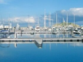 IGY's Marina Santa Marta. Photo: Liesbet Collaert