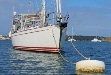 Mooring a Boat - Photo: OceanMedia