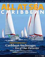 All At Sea - The Caribbean's Waterfront Magazine - May 2014