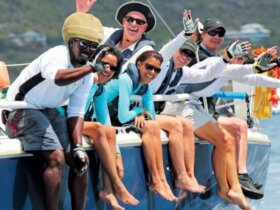 Great sailing in Antigua. Photo: Tim Wright