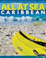 All At Sea - The Caribbean's Waterfront Magazine - June 2014