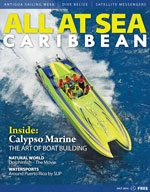 All At Sea - The Caribbean's Waterfront Magazine - July 2014