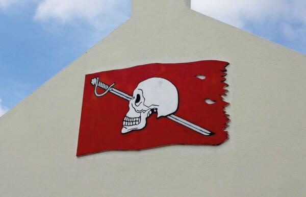 Captain Don's logo. Photography by Patrick Holian