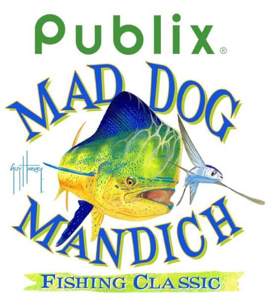 Mad Dog Mandich Fishing Classic Logo