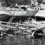 And a photo by Fatty of wrecks from Hurricane Hugo in Culebra, Puerto Rico in 1989.