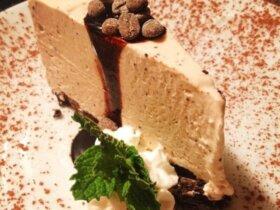 Recipe for Frozen Tiramisu Pie