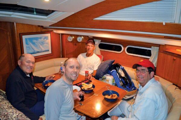 Crew of Club Carp. Credit: Jeffrey Carpenter