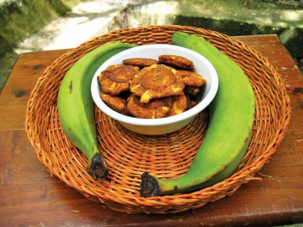 Green Plantain & Tostones. Photography by Dean Barnes