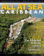 All At Sea - The Caribbean's Waterfront Magazine - September 2014
