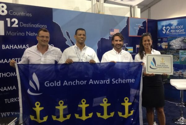 LR Gold Anchor award picture