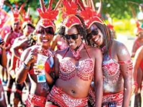 Saint Kitts and Nevis Christmas Carnival
