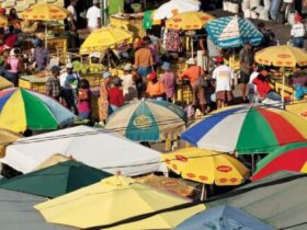 Roseau New Market, Dominica