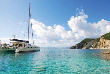 Photo courtesy of Select Yachts
