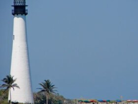 Cape Florida Lighthouse. Photo by Kathy Bohanan Enzerink